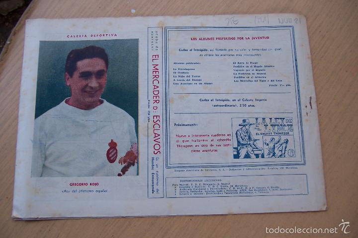 Tebeos: hispano americana. . lote carlos el intrépido formato grande los 18 que son - Foto 36 - 33139542