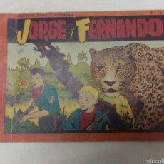 JORGE Y FERNANDO ALBUM Nº 3 ORIGINAL