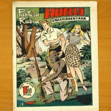 Tebeos: PANTERA RUBIA Nº 28 - EDITORIAL HISPANO AMERICANA 1949. Lote 56812613