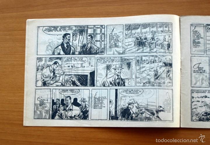 Tebeos: Juan Centella nº 46-Valor y lealtad - Editorial Hispano americana 1940 - Foto 3 - 56834028