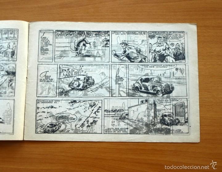 Tebeos: Juan Centella nº 46-Valor y lealtad - Editorial Hispano americana 1940 - Foto 4 - 56834028
