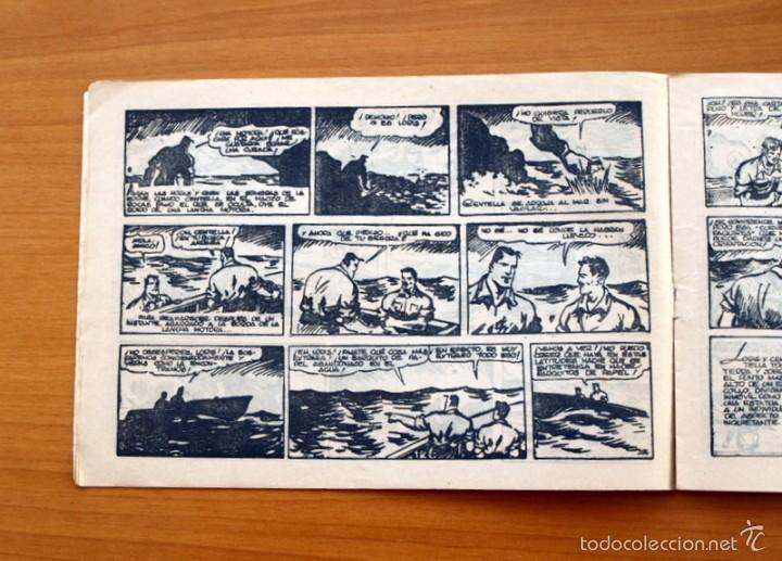 Tebeos: Juan Centella nº 40-La cueva de los faquires - Editorial Hispano americana 1940 - Foto 3 - 56834035