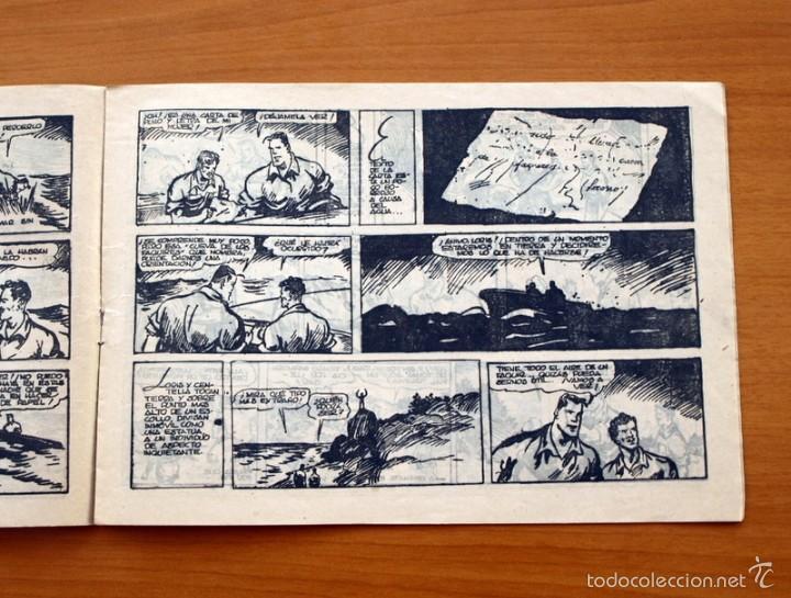 Tebeos: Juan Centella nº 40-La cueva de los faquires - Editorial Hispano americana 1940 - Foto 4 - 56834035