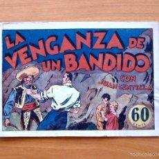 Tebeos: JUAN CENTELLA Nº 32-LA VENGANZA DE UN BANDIDO - EDITORIAL HISPANO AMERICANA 1940. Lote 56834067