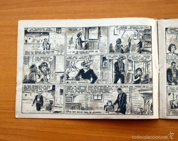Tebeos: Juan Centella nº 32-La venganza de un bandido - Editorial Hispano americana 1940 - Foto 3 - 56834067
