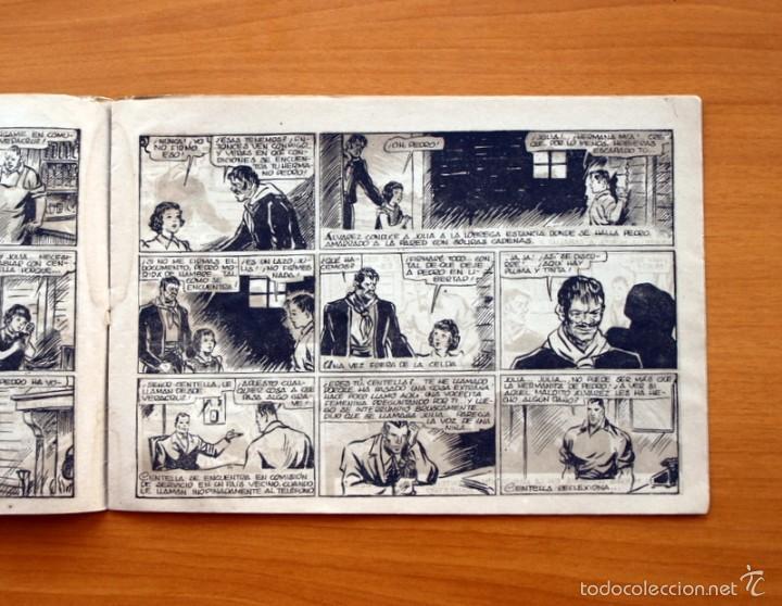 Tebeos: Juan Centella nº 32-La venganza de un bandido - Editorial Hispano americana 1940 - Foto 4 - 56834067