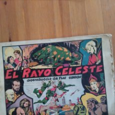 Tebeos: FLASH GORDON. EL RAYO CELESTE. EPISODIO COMPLETO. Lote 56847440
