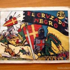 Tebeos: EL CRUZADO NEGRO - LAS GRANDES AVENTURAS DE 2,50 - EDITORIAL HISPANO AMERICANA 1942. Lote 56864323