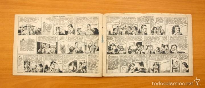 Tebeos: Juan Centella nº 119-La roca de los espectros - Hispano Americana 1940 - Foto 2 - 56868094