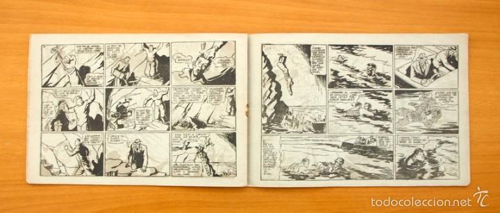 Tebeos: Juan Centella nº 30-La serpiente de oro - Hispano Americana 1940 - Foto 2 - 56868262