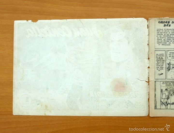 Tebeos: Juan Centella nº 20 - Orden del dia - Hispano Americana 1955 - Foto 2 - 56868354