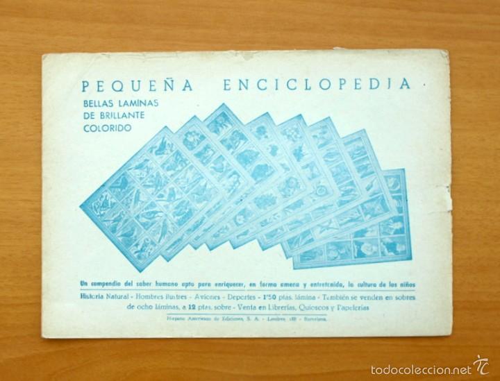 Tebeos: Juan Centella nº 10 - Una brújula loca - Hispano Americana 1955 - Foto 5 - 56868462