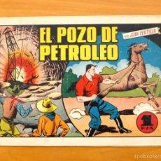 Tebeos: JUAN CENTELLA, Nº 65 EL POZO DE PETRÓLEO - EDITORIAL HISPANO AMERICANA 1940. Lote 56869347