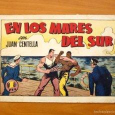 Tebeos: JUAN CENTELLA, Nº 68 EN LOS MARES DEL SUR - EDITORIAL HISPANO AMERICANA 1940. Lote 56869437