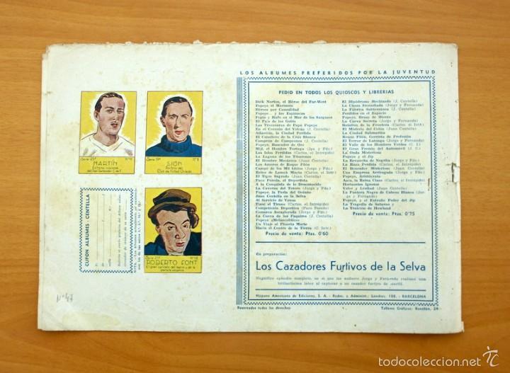 Tebeos: Juan Centella, nº 47 - La fábrica de torpedos - Editorial Hispano Americana 1940 - Foto 4 - 56869666