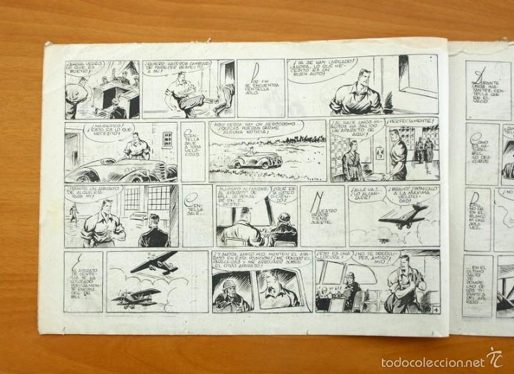 Tebeos: Juan Centella - nº 50 Una equivocación fatal - Editorial Hispano Americana 1940 - Foto 2 - 56873542