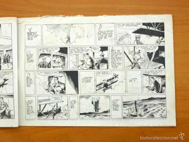 Tebeos: Juan Centella - nº 50 Una equivocación fatal - Editorial Hispano Americana 1940 - Foto 3 - 56873542