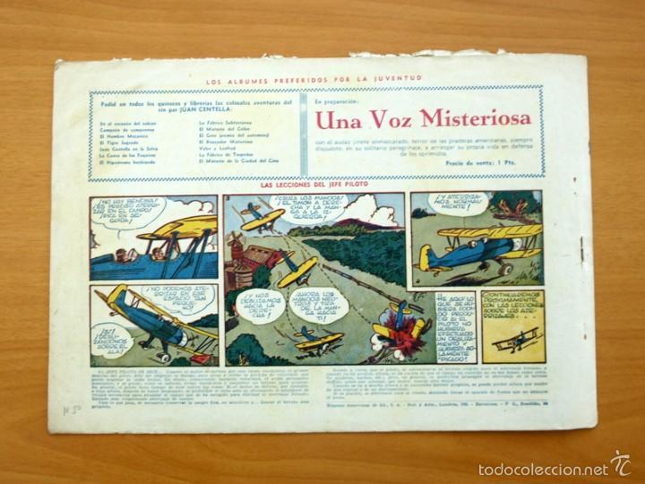 Tebeos: Juan Centella - nº 50 Una equivocación fatal - Editorial Hispano Americana 1940 - Foto 4 - 56873542