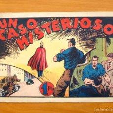 Tebeos: JUAN CENTELLA - Nº 55 UN CASO MISTERIOSO - EDITORIAL HISPANO AMERICANA 1940. Lote 56873676