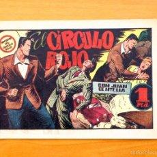 Tebeos: JUAN CENTELLA - Nº 96 EL CIRCULO ROJO - EDITORIAL HISPANO AMERICANA 1940. Lote 56875146