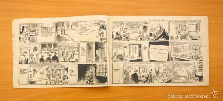Tebeos: Juan Centella - nº 93 El idolo de marfil - Editorial Hispano Americana 1940 - Foto 2 - 56875175