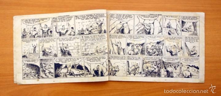 Tebeos: Juan Centella - nº 91 Centella en peligro - Editorial Hispano Americana 1940 - Foto 2 - 56875190
