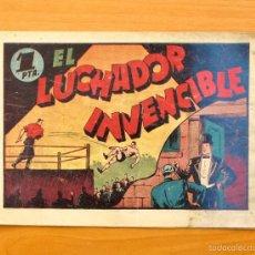 Tebeos: JUAN CENTELLA - Nº 86 EL LUCHADOR INVENCIBLE - EDITORIAL HISPANO AMERICANA 1940. Lote 56875230