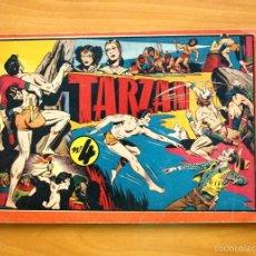 Tebeos: TARZÁN, ALBUM Nº 4 (ÚLTIMO)-EDITORIAL HISPANO AMERICANA 1944. Lote 56877233
