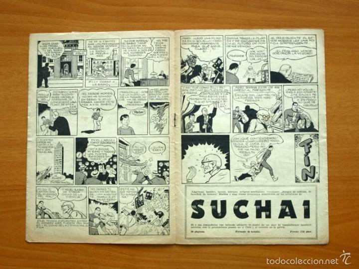 Tebeos: Capitán Marvel, nº 20 y último - Editorial Hispano Americana 1949 - Foto 2 - 56877597