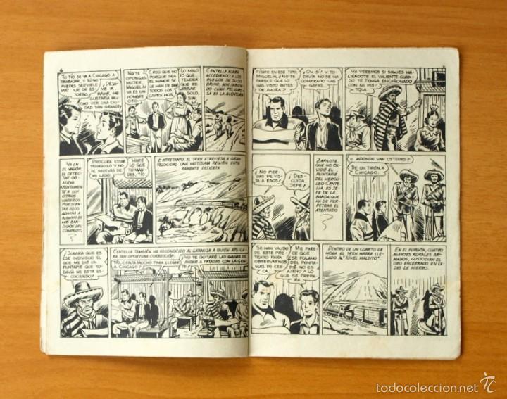 Tebeos: Juan Centella, nº 2 El túnel maldito - Editorial Hispano Americana 1951 - Foto 2 - 56887656