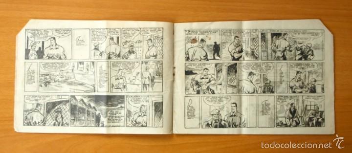 Tebeos: Juan Centella, nº 46 Valor y lealtad - Editorial Hispano Americana 1940 - Foto 2 - 56887836