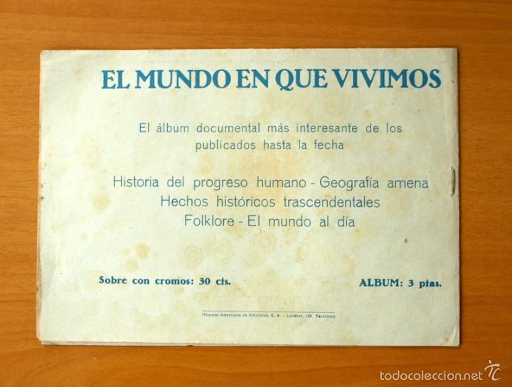 Tebeos: Juan Centella, nº 23 Mister Pinkerton - Editorial Hispano Americana 1955 - Foto 3 - 56888087