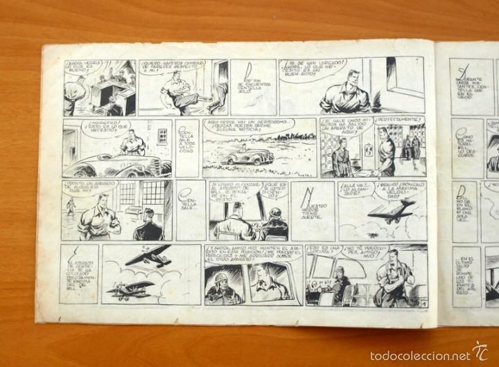 Tebeos: Juan Centella, nº 50 Una equivocación fatal - Editorial Hispano Americana 1940 - Foto 2 - 56888288