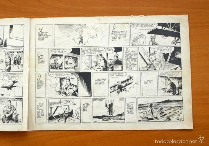 Tebeos: Juan Centella, nº 50 Una equivocación fatal - Editorial Hispano Americana 1940 - Foto 3 - 56888288