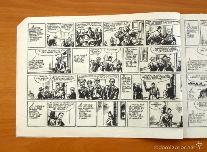 Tebeos: Juan Centella, nº 63 Una falsa pista - Editorial Hispano Americana 1940 - Foto 2 - 56888597