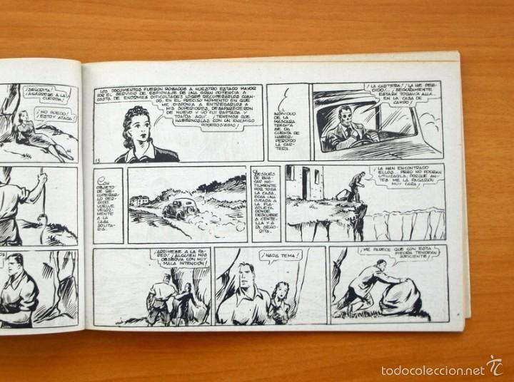 Tebeos: Juan Centella album, nº 10 - Editorial Hispano Americana 1944 - Foto 3 - 56888751