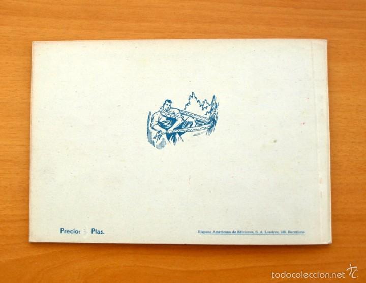 Tebeos: Juan Centella album, nº 10 - Editorial Hispano Americana 1944 - Foto 4 - 56888751