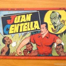 Tebeos: JUAN CENTELLA ALBUM, Nº 13 - EDITORIAL HISPANO AMERICANA 1944. Lote 56888806