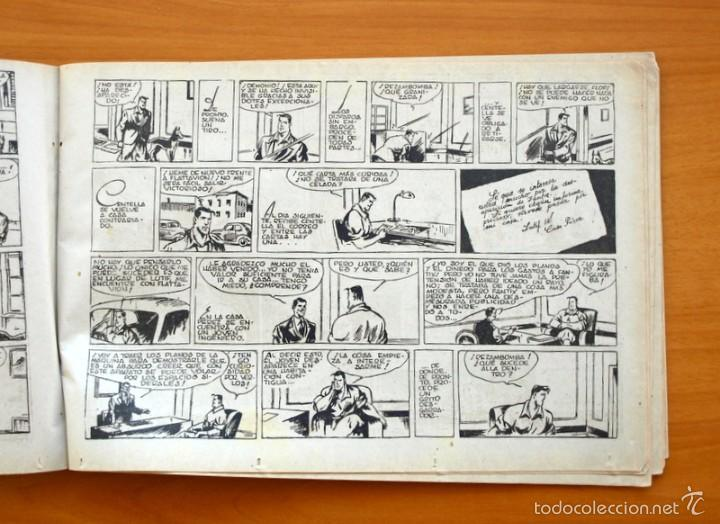 Tebeos: Juan Centella album, nº 13 - Editorial Hispano Americana 1944 - Foto 5 - 56888806