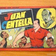 Tebeos: JUAN CENTELLA ALBUM, Nº 13 - EDITORIAL HISPANO AMERICANA 1944. Lote 56888840