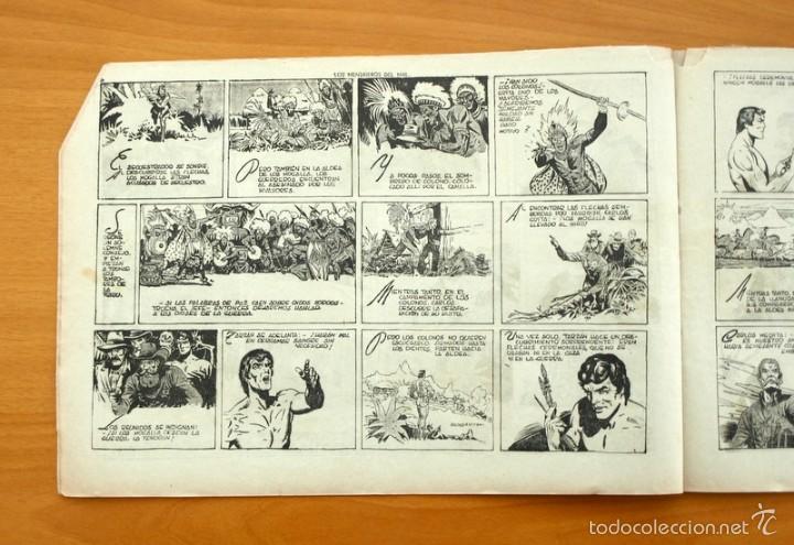Tebeos: Tarzán - Nº 22, los mensajeros del mal - Editorial Hispano Americana 1942 - Foto 2 - 56894373