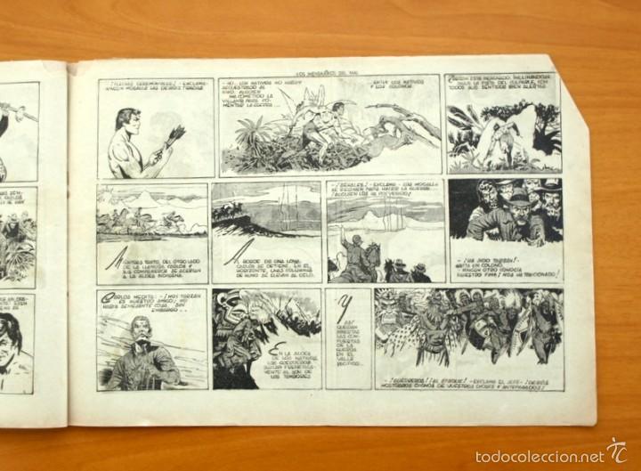 Tebeos: Tarzán - Nº 22, los mensajeros del mal - Editorial Hispano Americana 1942 - Foto 3 - 56894373