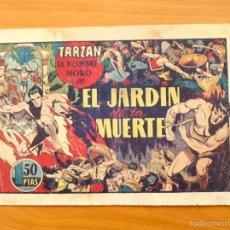 Tebeos: TARZÁN - Nº 25, EL JARDÍN DE LA MUERTE - EDITORIAL HISPANO AMERICANA 1942. Lote 56894386