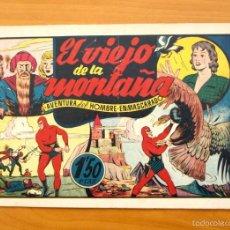 Tebeos: EL HOMBRE ENMASCARADO Nº 27 EL VIEJO DE LA MONTAÑA - EDITORIAL HISPANO AMERICANA 1941. Lote 56895117