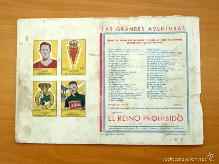 Tebeos: Merlín el mago - Nº 7, la ciudad Lunar - Editorial Hispano Americana 1942 - Foto 4 - 56896011