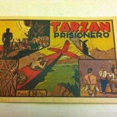 Tebeos: TARZAN PRISIONERO --. Lote 56952232