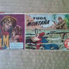Tebeos: TIM EL PEQUEÑO VAGABUNDO Nº 11- HISPANO AMERICANA - ORIGINAL 1950- TA. Lote 57010063