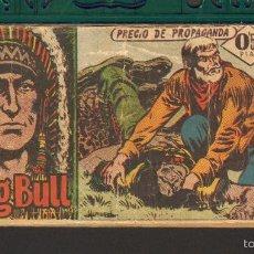 Tebeos: TEBEOS-COMICS CANDY - SITTING BULL - HISPANOAMERICANA 1951 - COMPLETA - ORIGINAL - *BB99. Lote 58328372