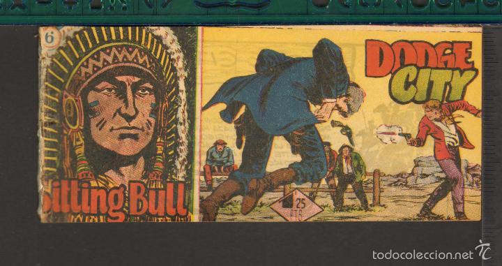 Tebeos: TEBEOS-COMICS CANDY - SITTING BULL - HISPANOAMERICANA 1951 - COMPLETA - ORIGINAL - *BB99 - Foto 6 - 58328372
