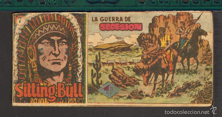 Tebeos: TEBEOS-COMICS CANDY - SITTING BULL - HISPANOAMERICANA 1951 - COMPLETA - ORIGINAL - *BB99 - Foto 7 - 58328372